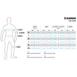 Blindsave Protective Shorts Pro+